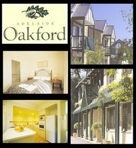 Adelaide Oakford Apartments - Grafton Accommodation