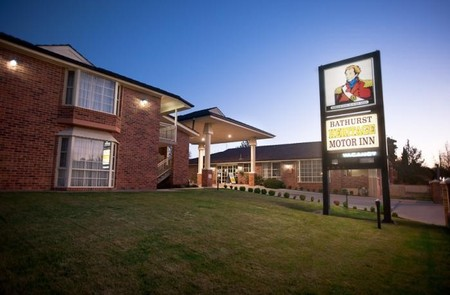 Bathurst Heritage Motor Inn - Grafton Accommodation