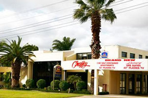 Best Western Chaffey International Motor Inn - Grafton Accommodation