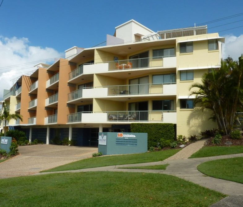 Kings Bay Apartments - Grafton Accommodation