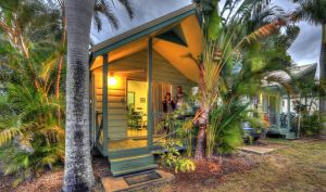 Harbour View Tourist Park - Grafton Accommodation