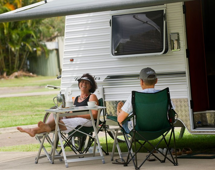 Coolum Beach Holiday Park - Grafton Accommodation