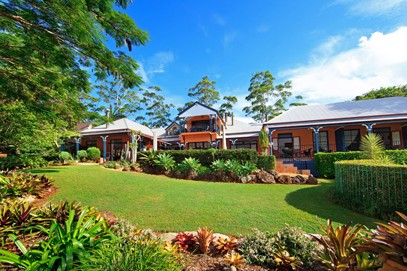 Montville Provencal Boutique Hotel - Grafton Accommodation