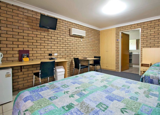 Sunray Motor Inn Toowoomba - Grafton Accommodation