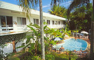 Silvester Palms Holiday Apartments - Grafton Accommodation