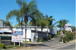 Nationwide Motel - Grafton Accommodation
