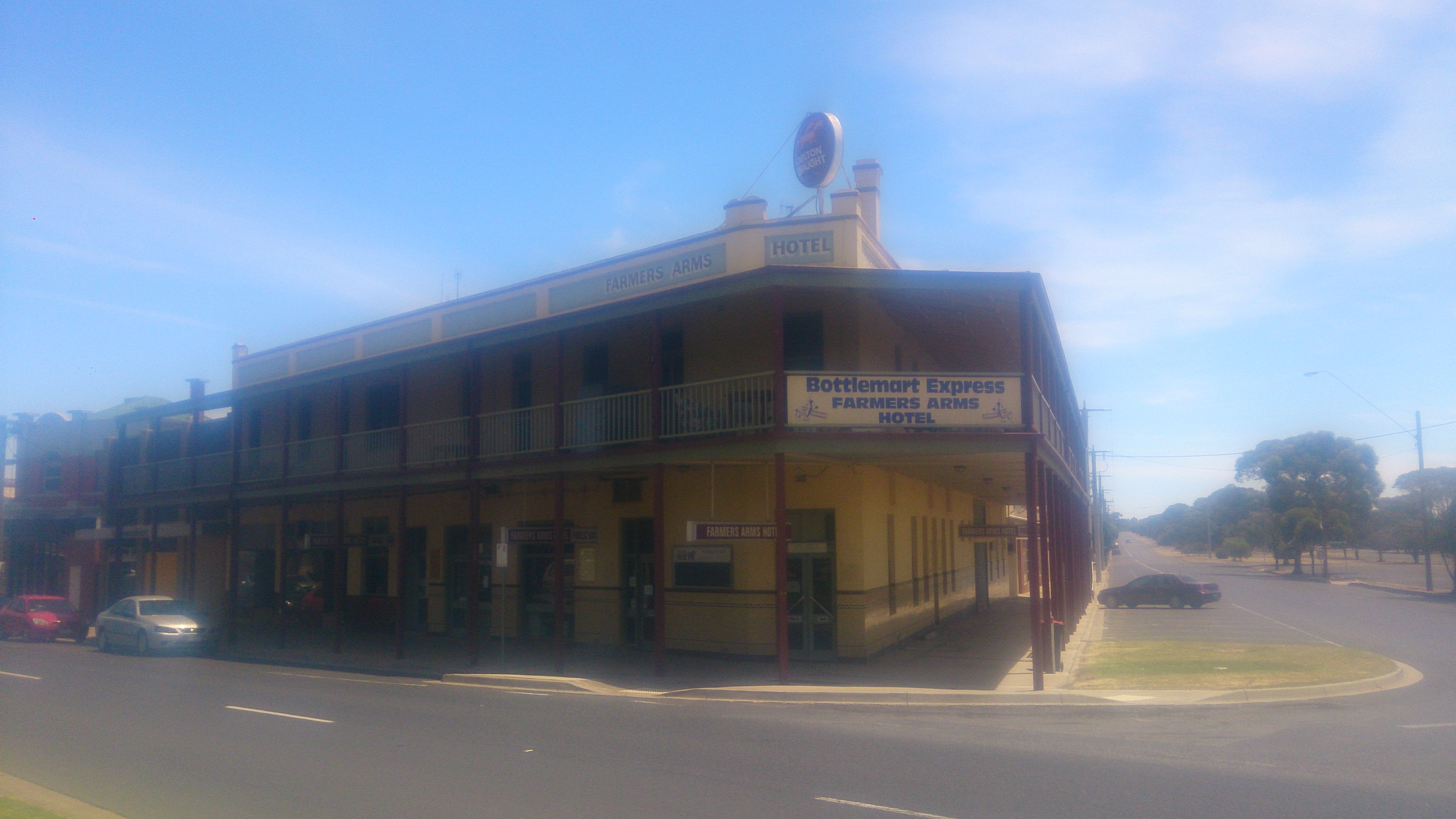 Farmers Arms Hotel - Grafton Accommodation