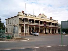 Franklin Harbour Hotel - Grafton Accommodation