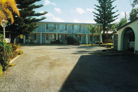 Troubridge Hotel - Grafton Accommodation