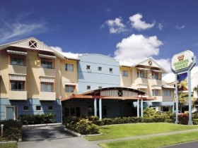 Cairns Queens Court Accommodation - Grafton Accommodation