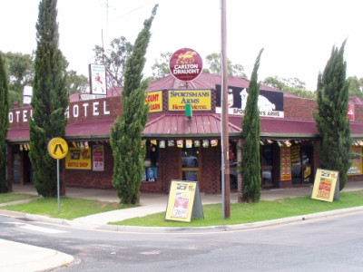 Sportsmans Arms Hotel Motel - Grafton Accommodation