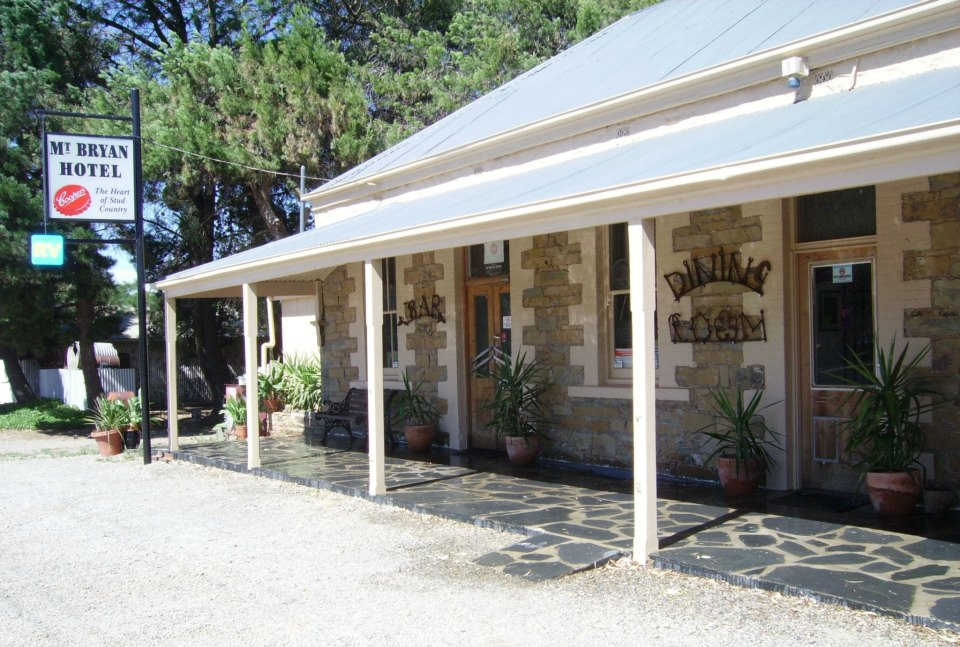 Mount Bryan Hotel - Grafton Accommodation