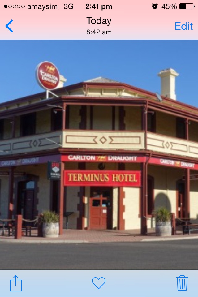 The Terminus Hotel Motel - Grafton Accommodation