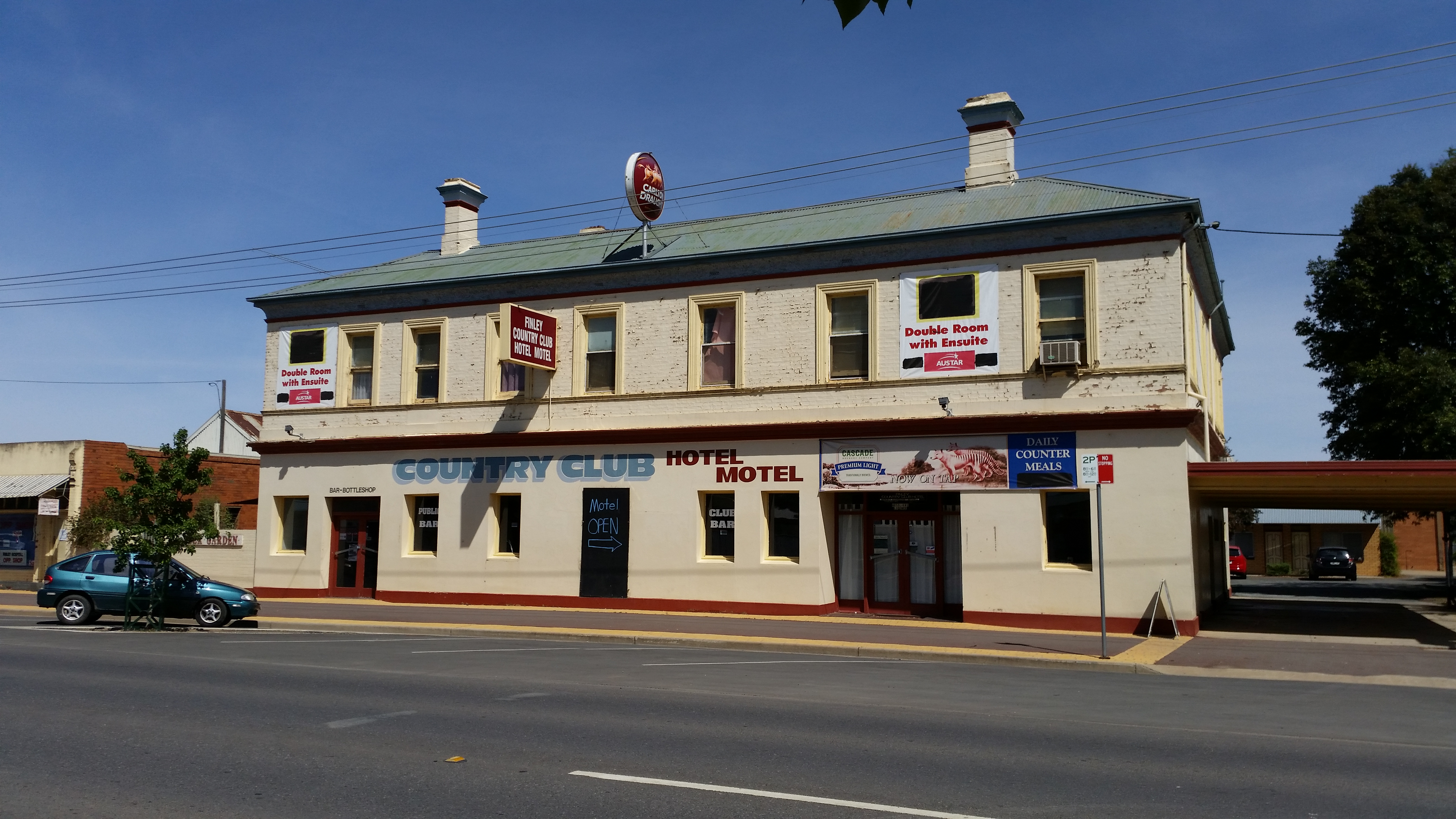 Country Club Hotel Motel - Grafton Accommodation