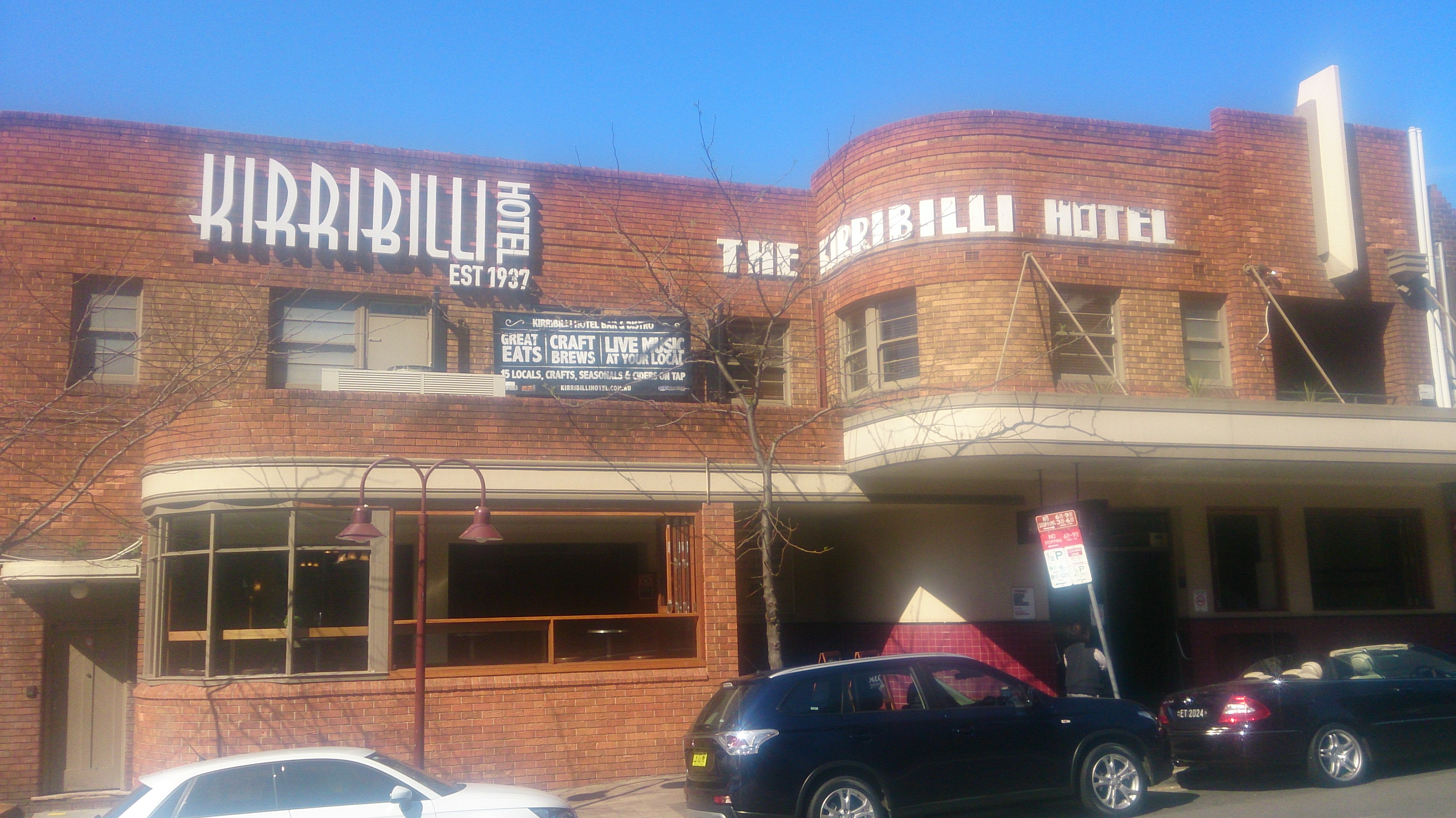 Kirribilli Hotel - Grafton Accommodation