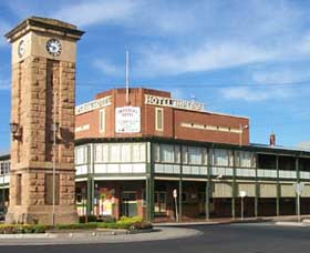 Imperial Hotel Coonabarabran - Grafton Accommodation