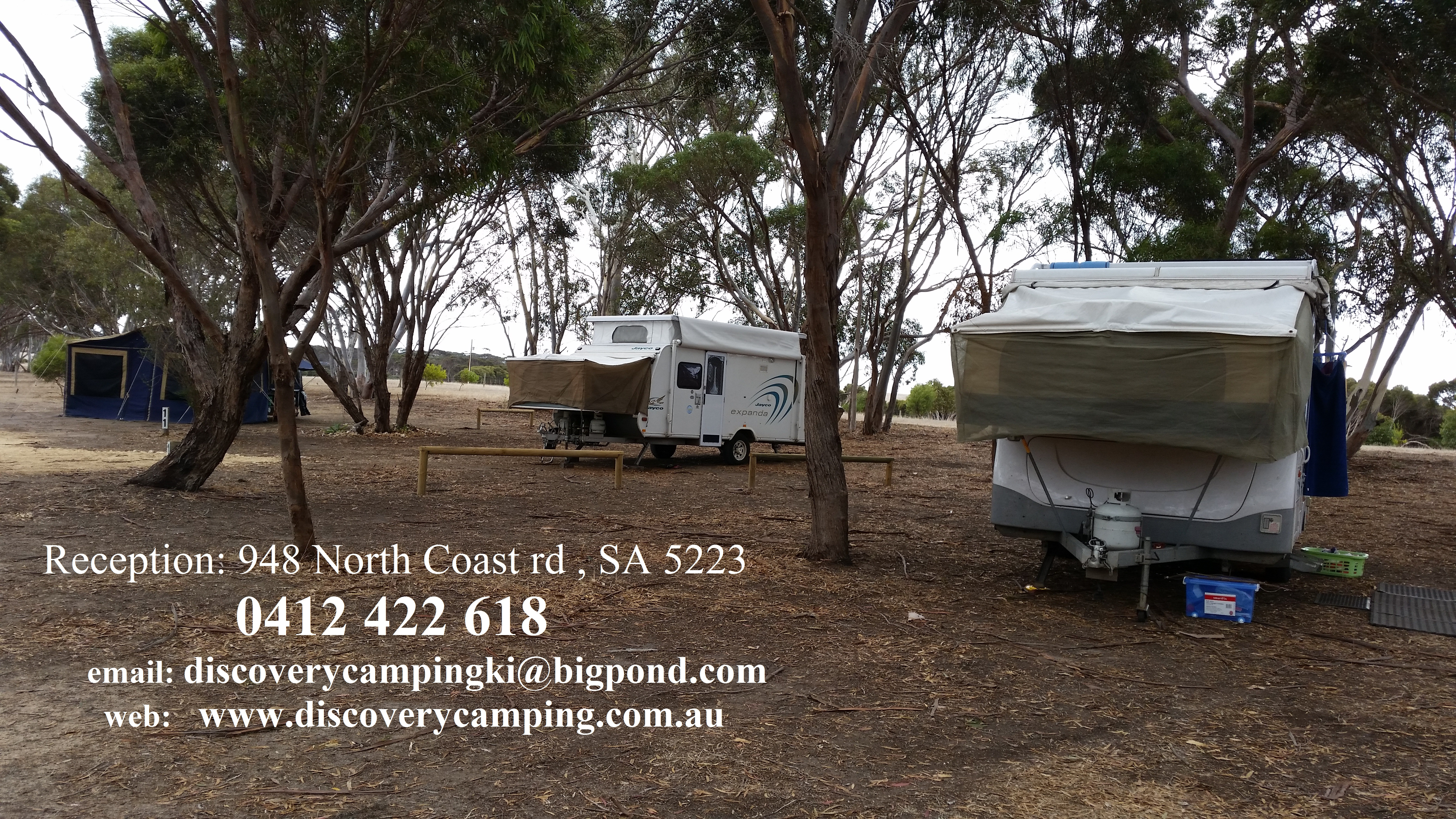 Discovery Lagoon  Caravan  Camping Grounds - Grafton Accommodation