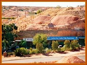 Comfort Inn Coober Pedy Experience Motel - Grafton Accommodation