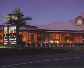 Garden Inn Wollongbar - Grafton Accommodation