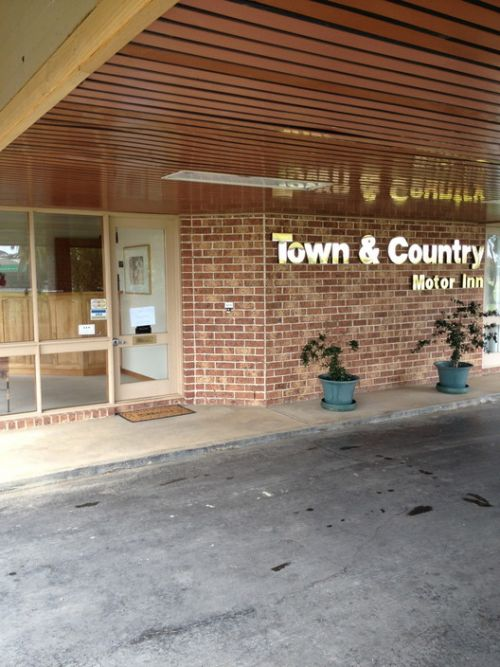 Town amp Country Motor Inn Forbes - Grafton Accommodation