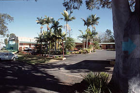 Dawson Motor Inn - Grafton Accommodation