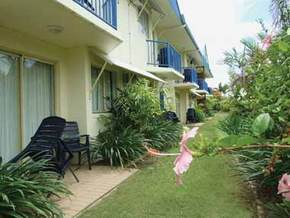 Seabreeze Resort Hotel - Grafton Accommodation