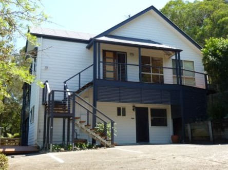 Mt Coolum Retreat - Grafton Accommodation