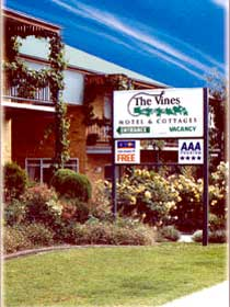 The Vines - Grafton Accommodation