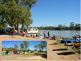 River Palms Holiday Park - Grafton Accommodation