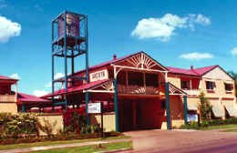 Dalby Homestead Motel - Grafton Accommodation