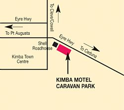 Kimba Motel Caravan Park - Grafton Accommodation
