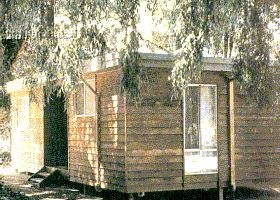 Castlemaine Central CabinampVan Park - Grafton Accommodation