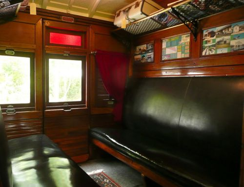 Mt Nebo Railway Carriage amp Chalet - Grafton Accommodation