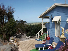 Blue Heaven Cottage - Grafton Accommodation