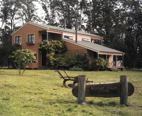 Moffat Falls Lodge And Cottages - Grafton Accommodation