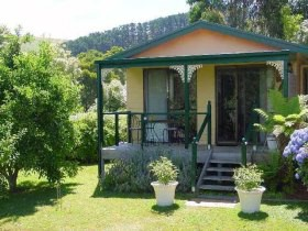 Ripplebrook Cottage - Grafton Accommodation