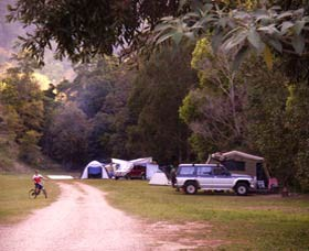Mt Warning Holiday Park - Grafton Accommodation