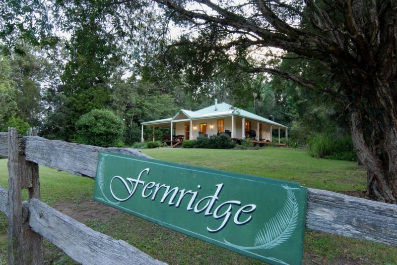 Fernridge Farm Cottage - Grafton Accommodation