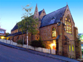 Pendragon Hall - Hobart church - Grafton Accommodation