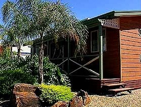 Bentley's Cabin Park Port Pirie - Grafton Accommodation
