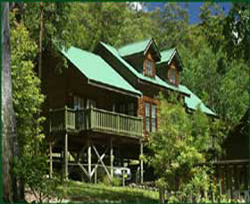 Barrington Wilderness Cottages - Grafton Accommodation