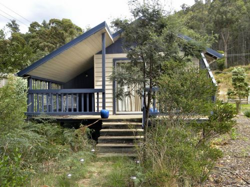 Huon Charm Waterfront Cottages - Grafton Accommodation
