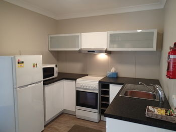 Dungowan Waterfront Apartments - Grafton Accommodation