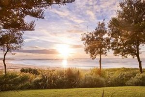 Kims Beachside Lodges - Grafton Accommodation