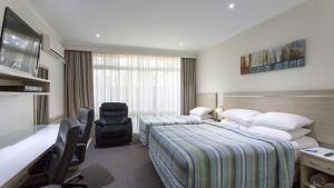 BEST WESTERN Aspen and Apartments - Grafton Accommodation