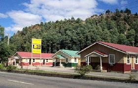 Mountain View Motel Queenstown - Grafton Accommodation