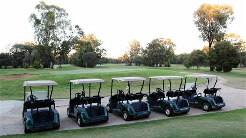 Deniliquin Golf Leisure Resort - Grafton Accommodation