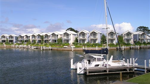 Captains Cove Resort - Grafton Accommodation