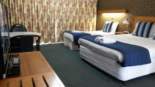 Barooga Country Inn Motel - Grafton Accommodation