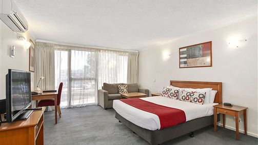 Quality Inn and Suites Knox - Grafton Accommodation